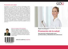 Promoción de la salud kitap kapağı