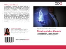 Bookcover of Alfafetoproteína Alterada