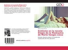 Portada del libro de Erotismo en la novela Elogio de la Madrastra de Mario Vargas Llosa