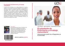 Portada del libro de El estudiante de Enfermería y el trabajo comunitario