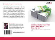 Estrategias de negocios en los mercados financieros kitap kapağı