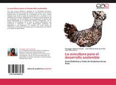 Capa do livro de La avicultura para el desarrollo sostenible