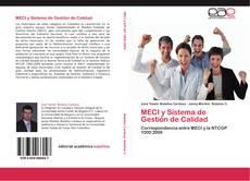 Bookcover of MECI y Sistema de Gestión de Calidad