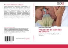 Couverture de Prevención de Violencia de Género