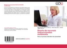 Обложка Diseño de recursos instruccionales multimedia