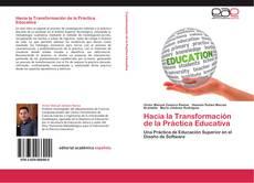 Portada del libro de Hacia la Transformación de la Práctica Educativa