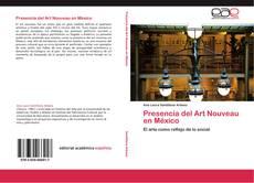 Portada del libro de Presencia del Art Nouveau en México