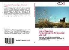 Обложка Inmovilización farmacológica del ganado vacuno