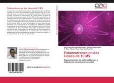 Bookcover of Fotoneutrones en dos Linacs de 10 MV