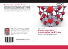 Bookcover of Experimentos avanzados de Física