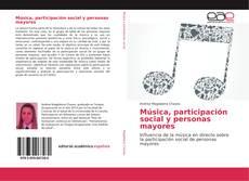 Buchcover von Música, participación social y personas mayores