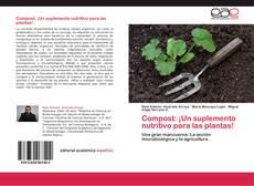 Compost: ¡Un suplemento nutritivo para las plantas!的封面