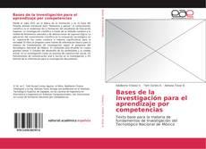 Copertina di Bases de la Investigación para el aprendizaje por competencias