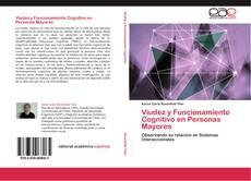 Bookcover of Viudez y Funcionamiento Cognitivo en Personas Mayores