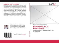 Portada del libro de Educación en la Diversidad