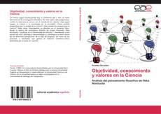 Capa do livro de Objetividad, conocimiento y valores en la Ciencia
