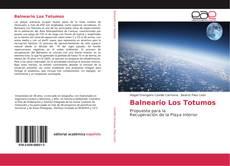 Bookcover of Balneario Los Totumos