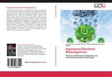 Ingeniería Electoral Nicaragüense kitap kapağı