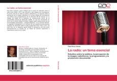 La radio: un tema esencial