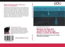 Modelo de flujo del acuífero de San Luis Potosí, centro de México的封面