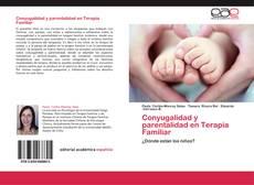 Couverture de Conyugalidad y parentalidad en Terapia Familiar