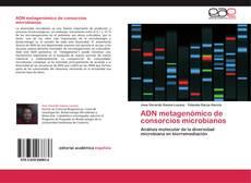 Bookcover of ADN metagenómico de consorcios microbianos