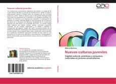 Buchcover von Nuevas culturas juveniles