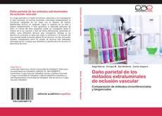 Borítókép a  Daño parietal de los métodos extraluminales de oclusión vascular - hoz