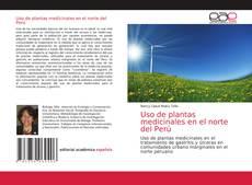 Bookcover of Uso de plantas medicinales en el norte del Perú