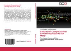 Portada del libro de Simulación Computacional de Nanoestructuras con Meep