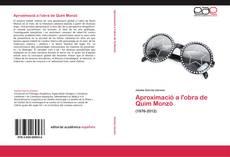 Обложка Aproximació a l'obra de Quim Monzó