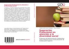 Superación Profesional en atención a la diversidad social kitap kapağı