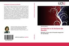 Bookcover of Invitación a la lectura de Savitri