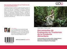 Herramientas de Evaluación en Trastornos de la Conducta Alimentaria kitap kapağı