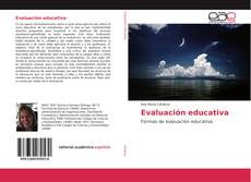 Bookcover of Evaluación educativa