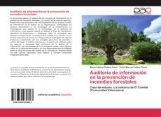 Couverture de Auditoría de información en la prevención de incendios forestales