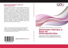 Portada del libro de Materiales Híbridos a Base de Heteropoliácidos