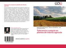 Copertina di Tolerancia a sequía en plantas de interés agrícola