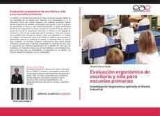 Обложка Evaluación ergonómica de escritorio y silla para escuelas primarias
