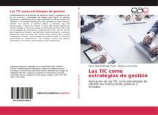 Buchcover von Las TIC como estrategias de gestión