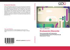 Bookcover of Evaluación Docente