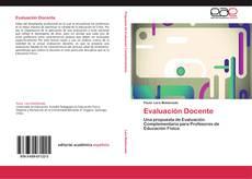 Couverture de Evaluación Docente