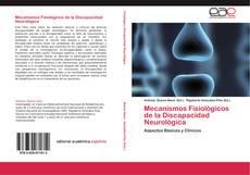 Bookcover of Mecanismos Fisiológicos de la Discapacidad Neurológica
