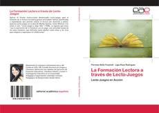 Buchcover von La Formación Lectora a través de Lecto-Juegos