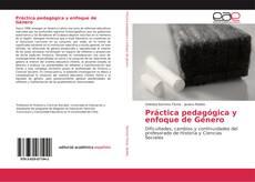 Bookcover of Práctica pedagógica y enfoque de Género