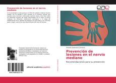 Couverture de Prevención de lesiones en el nervio mediano