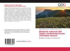 Portada del libro de Historia natural del Tejón norteamericano (Taxidea taxus)