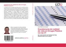 Portada del libro de Cuestionario de calidad de vida en Cirugía Plástica ca-cip 31