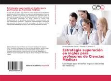 Capa do livro de Estrategia superación en inglés para profesores de Ciencias Médicas