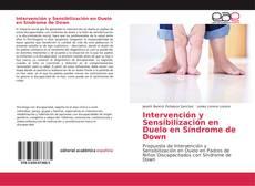 Portada del libro de Intervención y Sensibilización en Duelo en Síndrome de Down
